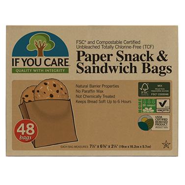 papersnacksandwichbags